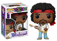 Funko Pop! Jimi Hendrix