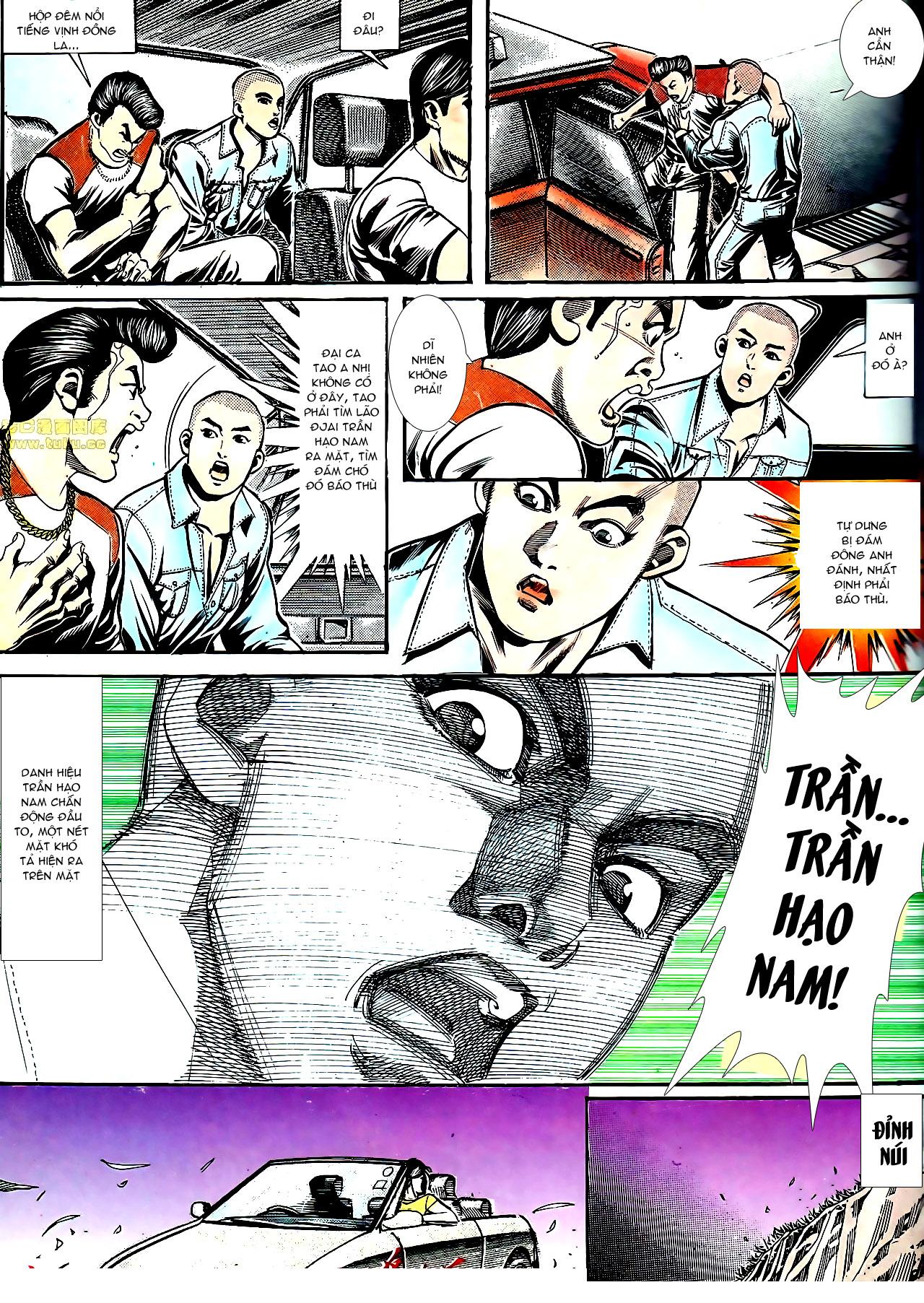 Người Trong Giang Hồ chapter 154: nam đẹp trai trang 28