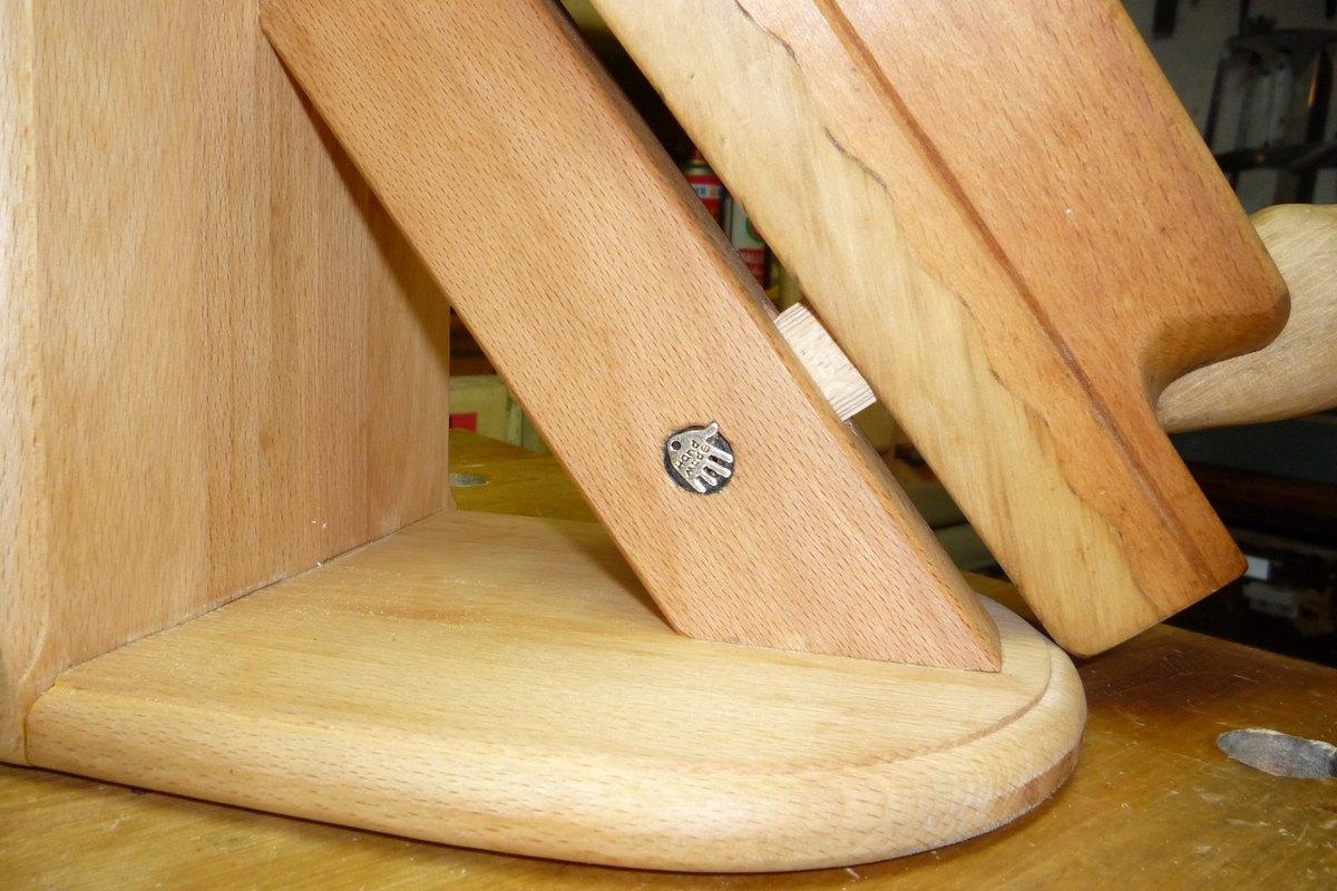 Buchstutze Holz Michas Holzblog Projektvorstellung Buchstutzen Fur