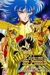 Os Cavaleiros do Zodíaco – A Lenda dos Defensores de Atena Dublado Online