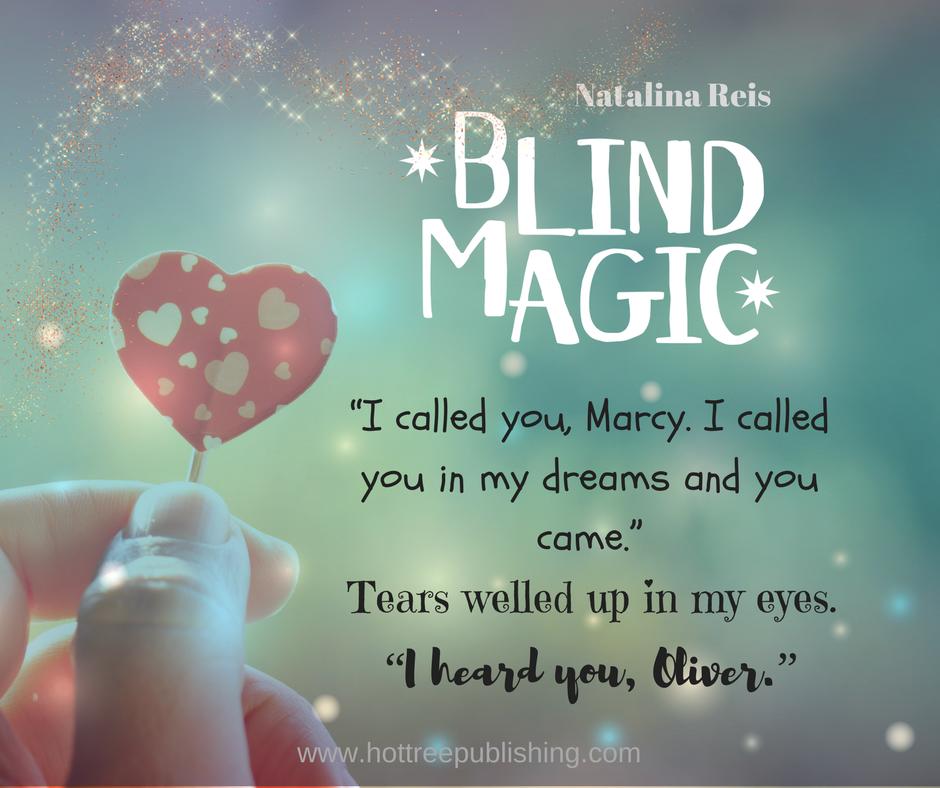 The Phantom Paragrapher: Natalina Reis's release of Blind Magic