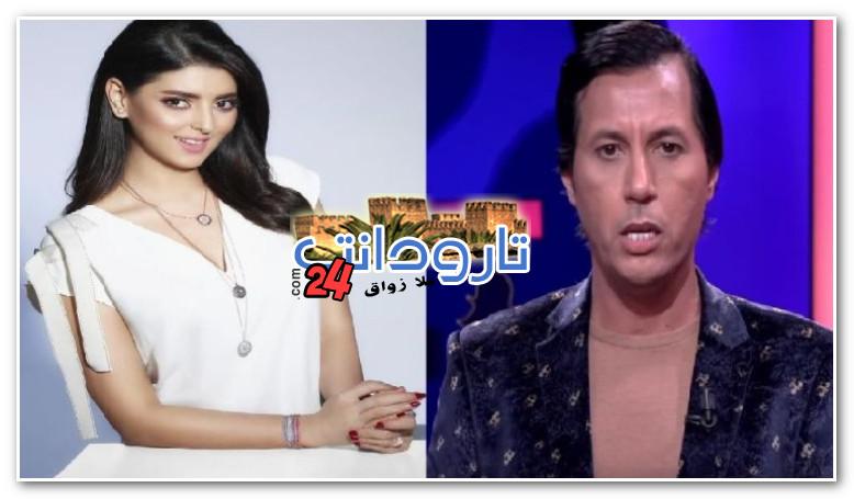 الصحفي بن بشير يفضح الإعلامية مريم سعيد