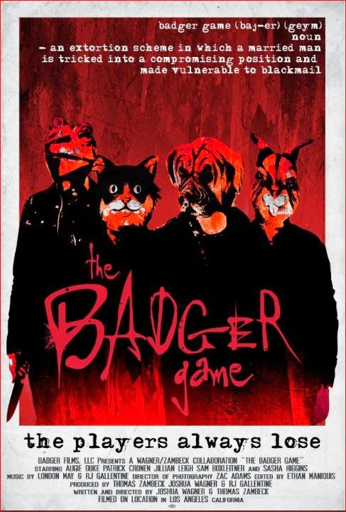 The Badger Game BDRip AVI + RMVB Legendado