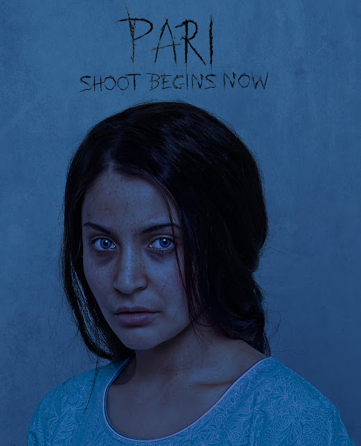 Pari First Look Anushka Sharma Teaser, Trailer and Release Date
