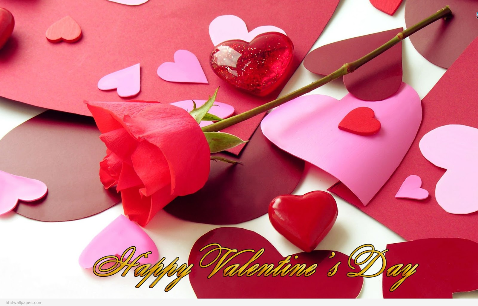 Express Feelings Of Love By Sending Valentine Wishes And Love