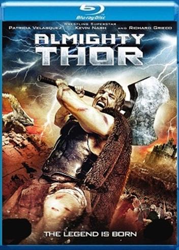 Almighty Thor 2011 Dual Audio Hindi 720p BRRip 700mb