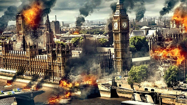 Fotograma: Objetivo: Londres (2016)