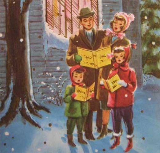 "THINK CLASSIC: ""Caroling, Caroling Through The Snow"