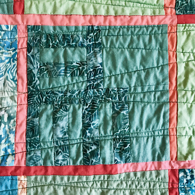 "Chair block from ""Turtle Quilt"" by  Lucinda Walker"