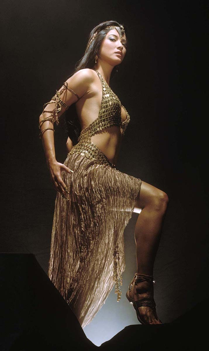 scorpion king actress nude pic