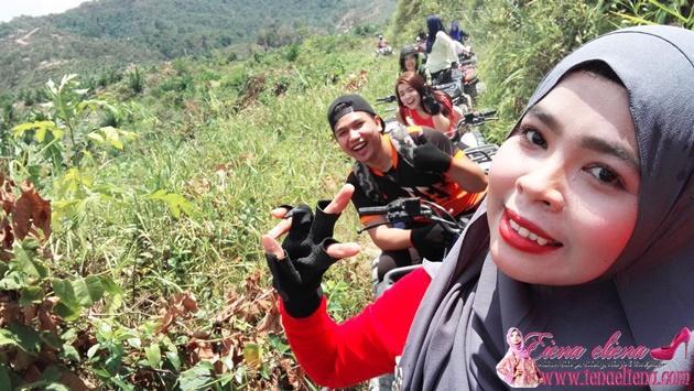 ATV  Ride Yang Menyeronokkan dan Mencabar di  Bilut Extreme Park Bentong