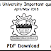 Anna University Important Questions April May 2018 2nd 4th 6th 8th semester wise important questions pdf