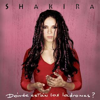 Shakira-Donde Estan Los Ladrones