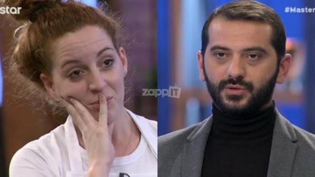 MasterChef: Τα… πήρε ο Κουτσόπουλος με το πιάτο της Σπυριδούλας! «Φέρνεις εδώ ένα τοστ! 45 λεπτά, ένα τοστ»
