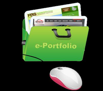 EFL space: Electronic Portfolio