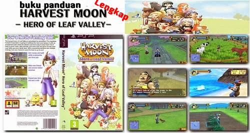 Buku Panduan Lengkap HarvestMoon Hero Of Leaf Valley