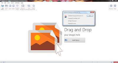 Screenshot SoftOrbits Photo Background Remover 3.2 Full Version