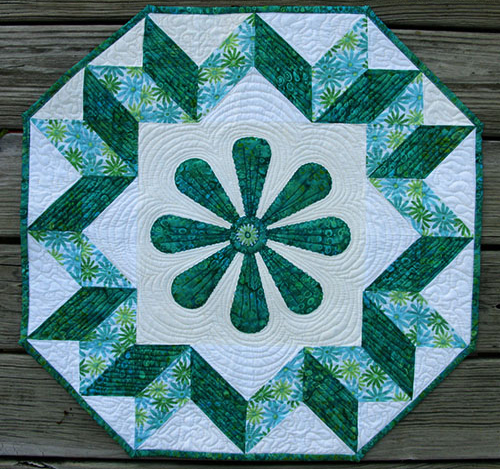 Spin the Wheel Quilt Free Tutorial
