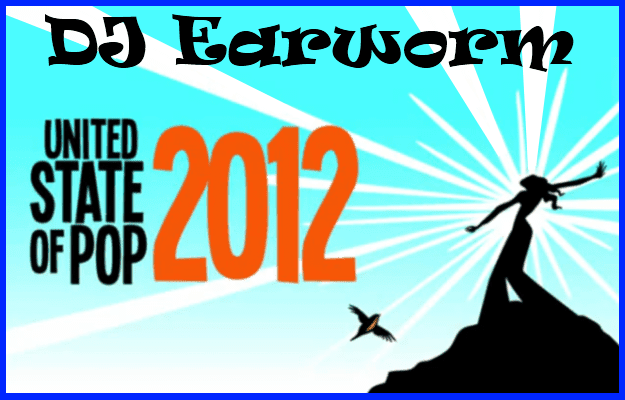 DJ Earworm's United States of Pop 2012 jiveinthe415.com