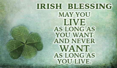 St Patricks Day 2018 Irish Blessing Quotes