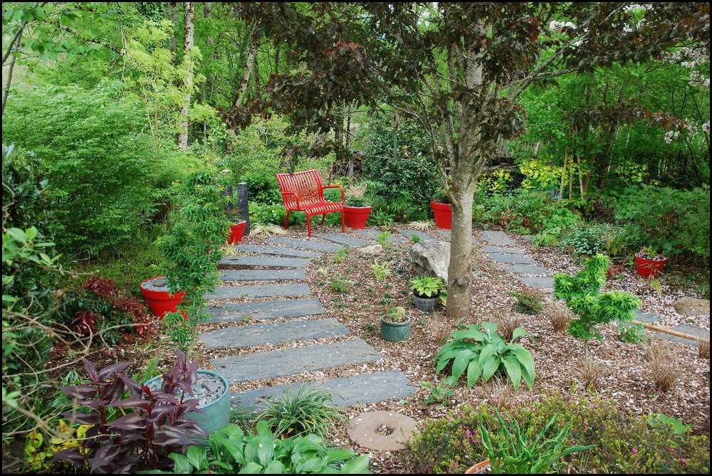 Le jardin du Mayet