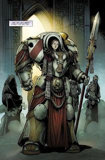 """Reseña de """"Warhammer 40.000: Revelaciones"""" de George Mann - ECC Ediciones"""