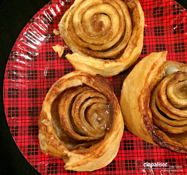 Cinnamon Rolls from Uncle Tetsu PH