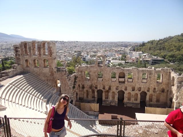 teatro de herodes atico