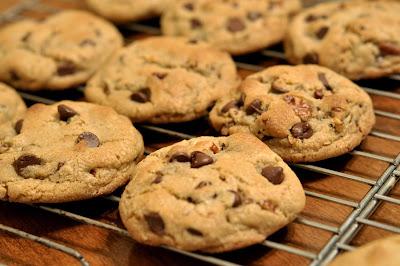 Resep Mudah Membuat Kue Kering Coklat Chip Yang Enak