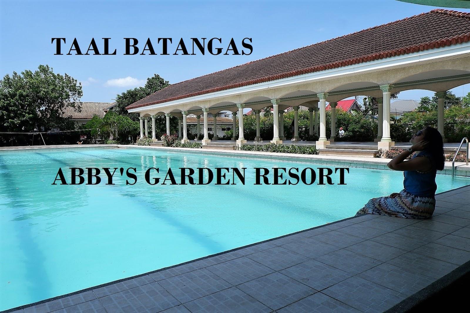 Taal Batangas Venue: Abby's Garden Resort
