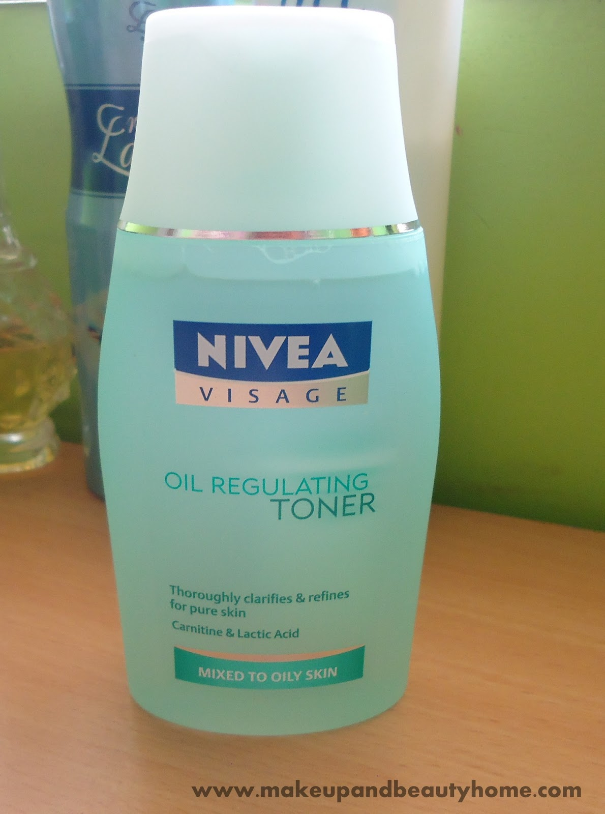 Nivea Visage Oil Regulating Toner Review