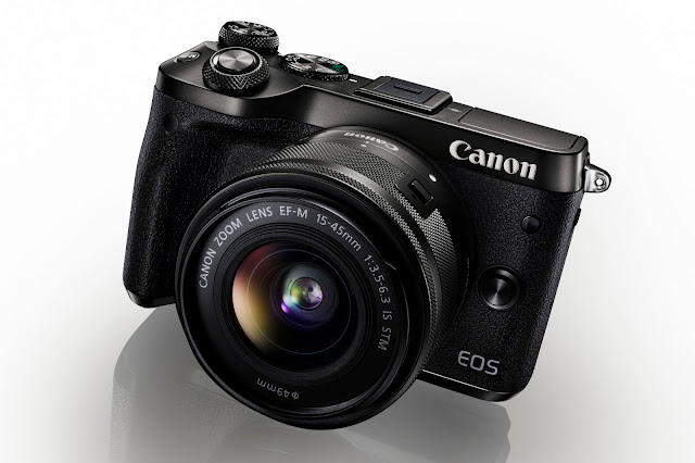 Canon EOS M6 Mirrorless Camera Review