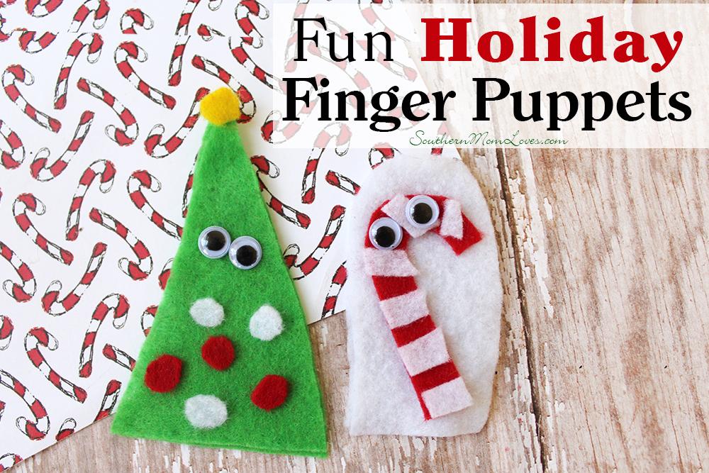 Tree Hero Finger Puppet