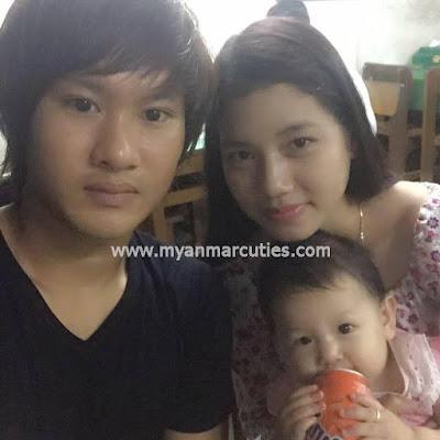 kaung set naing family