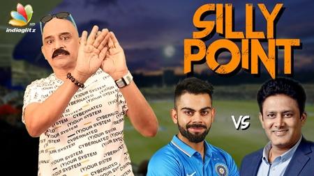REAL REASON behind Virat Kohli – Anil Kumble's Rift | Bosskey's Silly Point