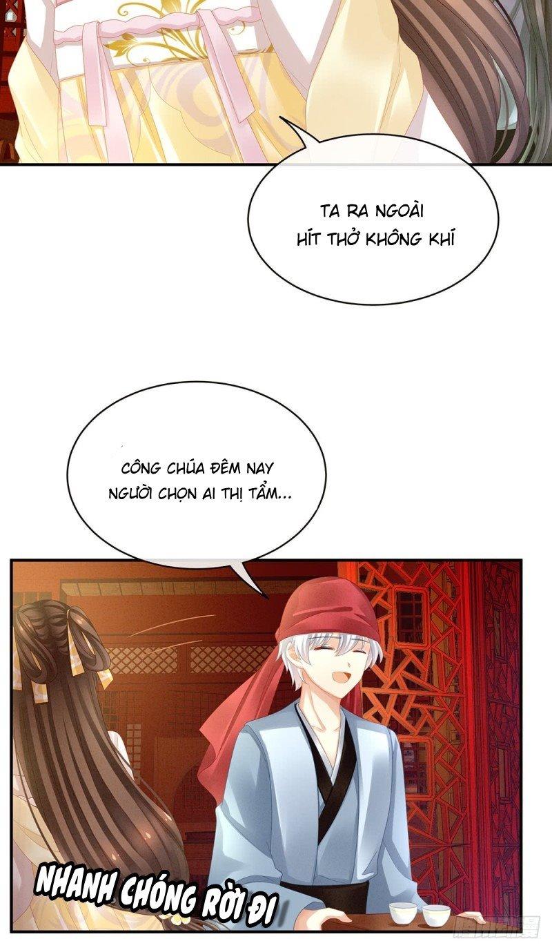 Hậu Cung Của Nữ Đế chap 16 - Trang 28