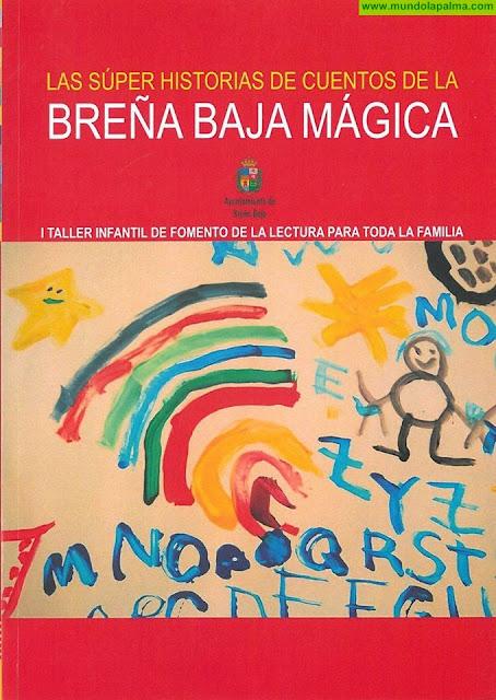 """Se presenta """"Las súper historias de cuentos de la Breña Baja Mágica"""""""
