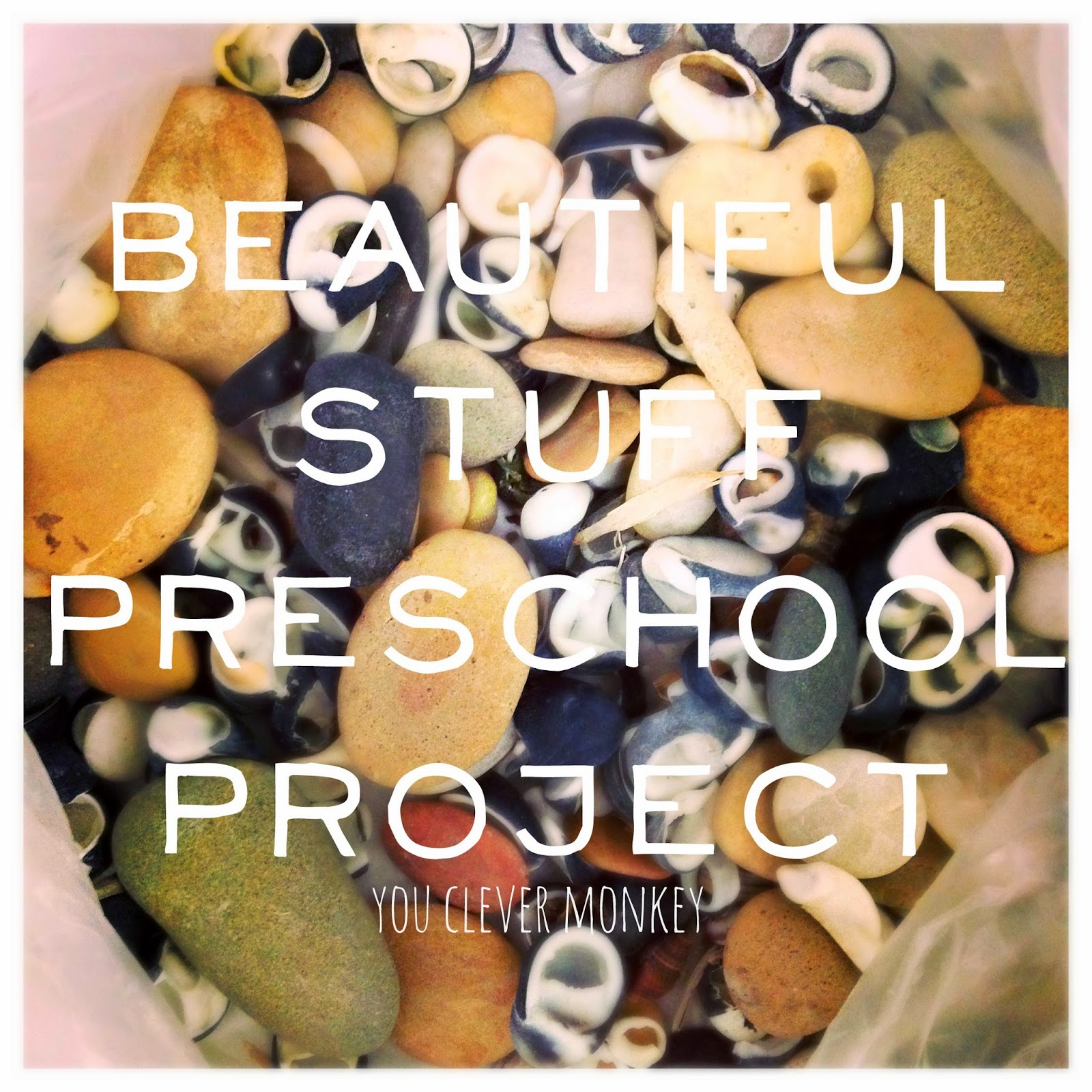 Beautiful stuff preschool project.  Find more information at http://youclevermonkey.com