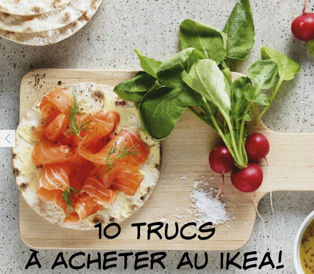 10 trucs de cuisine acheter au ikea cinq fourchettes. Black Bedroom Furniture Sets. Home Design Ideas