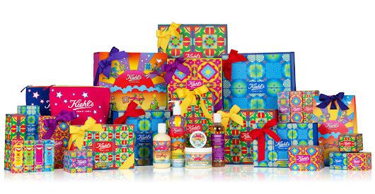 Holiday Gift Ideas: Kiehl's 2015 Holiday Collection