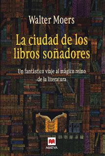 La ciudad de los libros soñadores [Maeva Young]