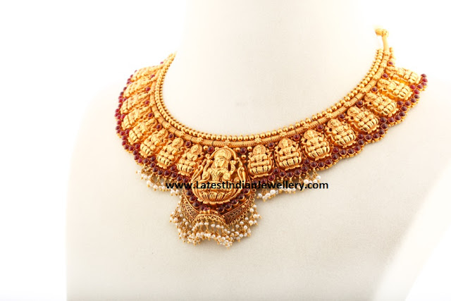 Lakshmi Short Necklace