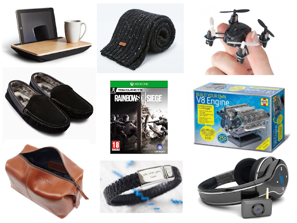 Xmas Gift Guide 2015 | For The Men In Your Life