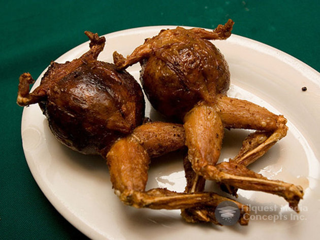 10 strange foods in the philippines For me, this is one of the weirdest foods in the philippines price: $025 (20  10  lechon lechon in the philippines lechon is a pork dish.