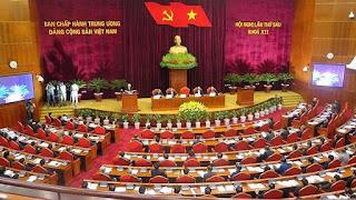 """Bài viết """"Bàn về kết quả Hội nghị Trung ương 7"""" cuả zận chủ Nguyễn Đình Công"""