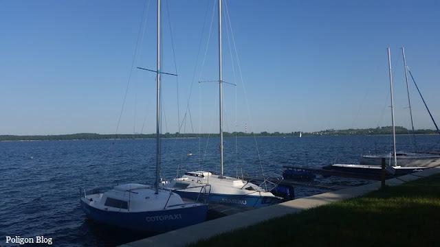 żagle, żeglarstwo, Śląsk, Dziećkowice, woda pitna