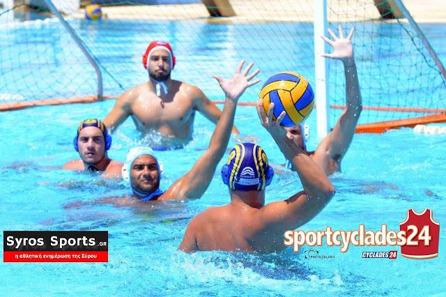 Με ήττα ξεκίνησε ο Ναυτικός Όμιλος Ναυπλίου στη πρεμιέρα των play out της Β΄ Εθνικής στη Σύρο
