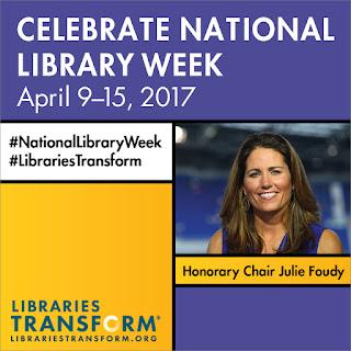 national library week april 9-15 2017 image