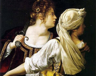 Judite e sua Serva - Artemisia Gentileschi