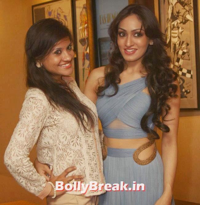 Khushali Kumar, Khushali Kumar Fashion Show - Ramp Walk of Hot Models